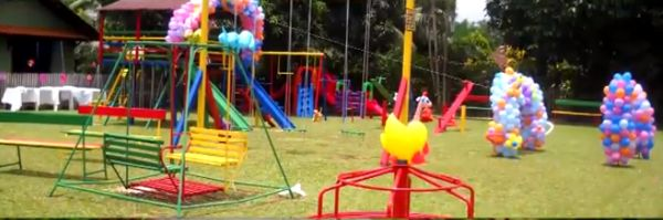 Parks with Recreational Facilities for Kids