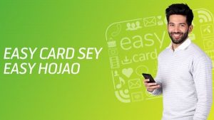 Telenor Easy Cards for Prepaid Users
