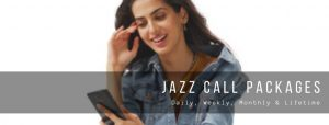 Mobilink Jazz Call Plans for Prepaid Users